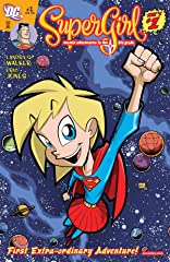 Supergirl: Cosmic Adventures in the 8th Grade #1