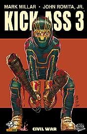 Kick-Ass 3 Vol. 1: Civil War