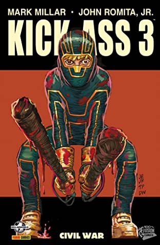 Kick-Ass 3 Vol. 1: Civil War