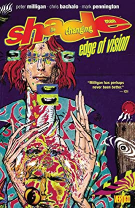 Shade, the Changing Man (1990-1996) Vol. 2: Edge of Vision