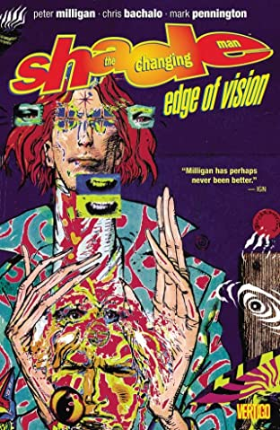 Shade, the Changing Man (1990-1996) Tome 2: Edge of Vision