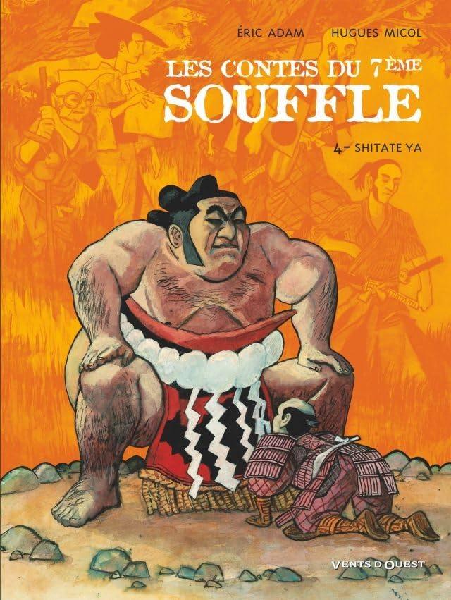 Les Contes du 7ème Souffle Vol. 4: Shitate Ya