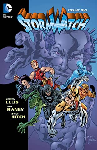 Stormwatch Tome 2