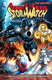 Stormwatch (2011-2014) Vol. 4: Reset