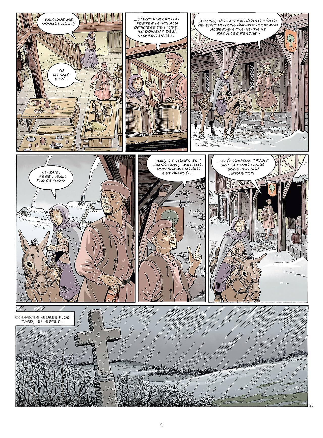Les Aigles Décapitées Vol. 21: La main du prophète