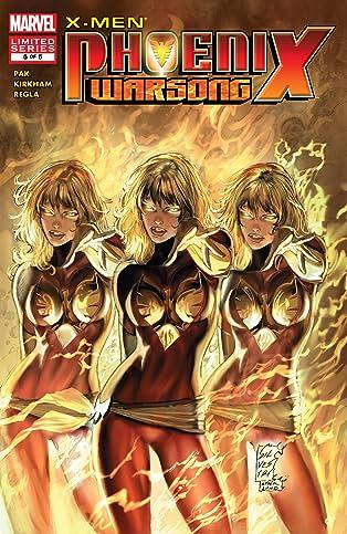 X-Men: Phoenix Warsong #5 (of 5)