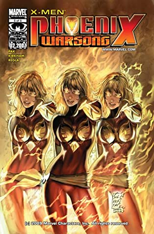 X-Men: Phoenix Warsong #5 (of 5)