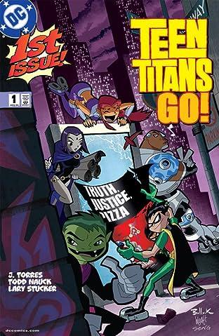 Teen Titans Go! (2004-2008) #1