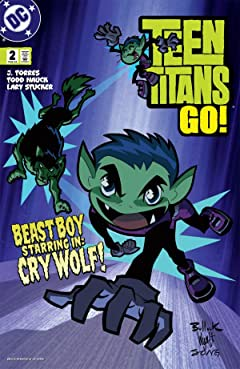 Teen Titans Go! (2004-2008) No.2