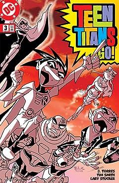 Teen Titans Go! (2004-2008) No.3