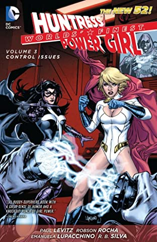 Worlds' Finest (2012-2015) Vol. 3: Control Issues