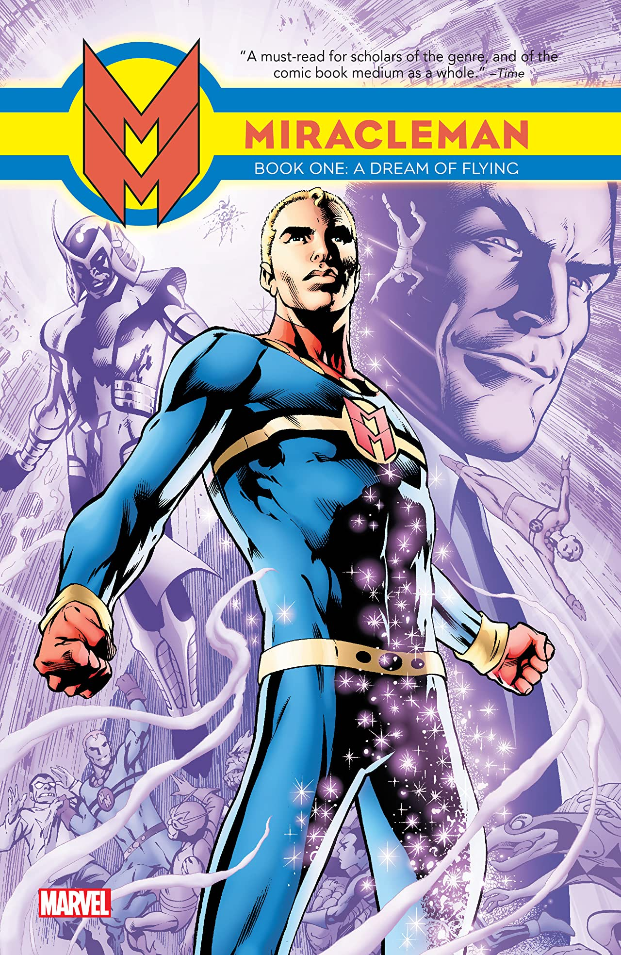 Miracleman Tome 1: A Dream Of Flying (Parental Advisory Edition)