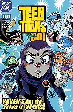 Teen Titans Go! (2004-2008) No.5