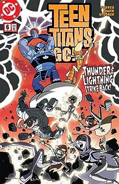 Teen Titans Go! (2004-2008) No.6