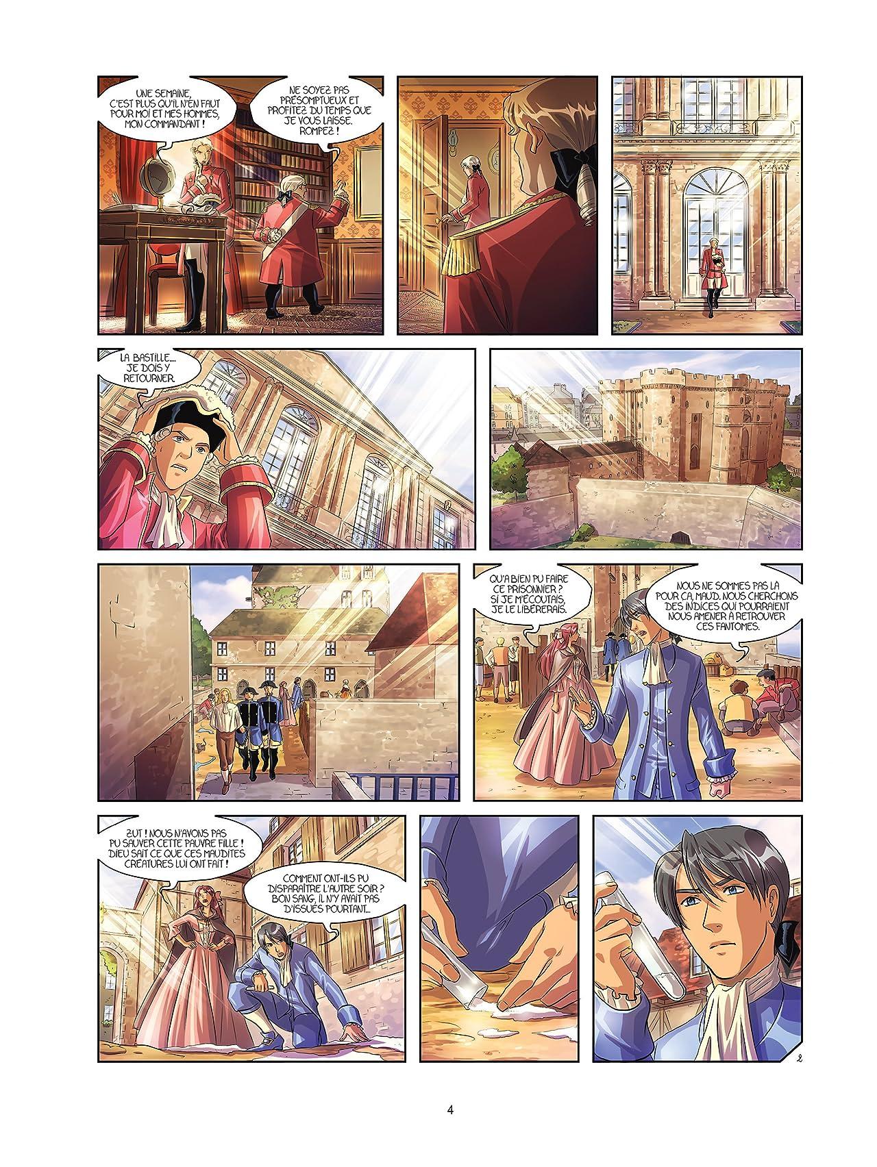 La Rose écarlate - Missions Vol. 2: Le Spectre de la Bastille