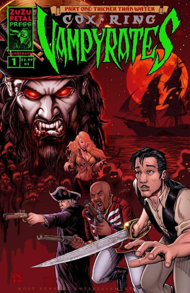 Vampyrates #1