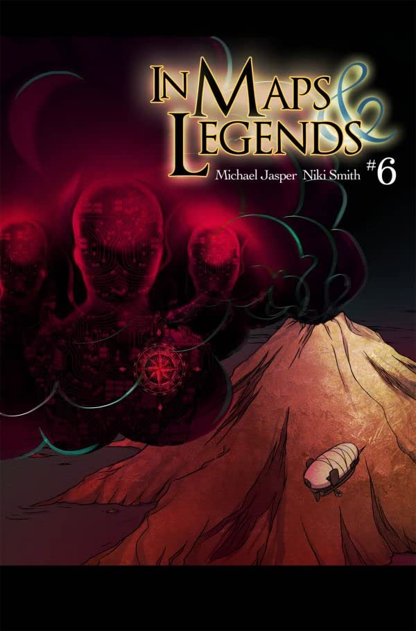 In Maps & Legends #6 (of 9)