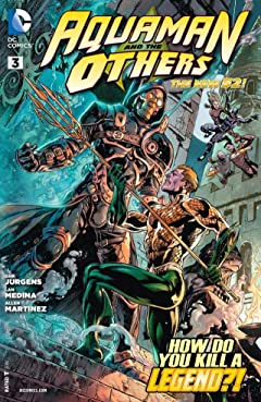 Aquaman and the Others No.3