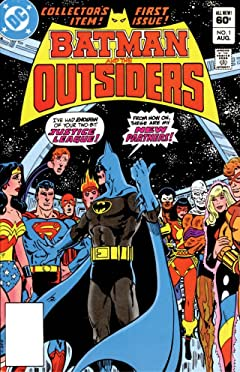Batman and the Outsiders (1983-1987) #1
