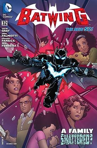 Batwing (2011-2014) #32