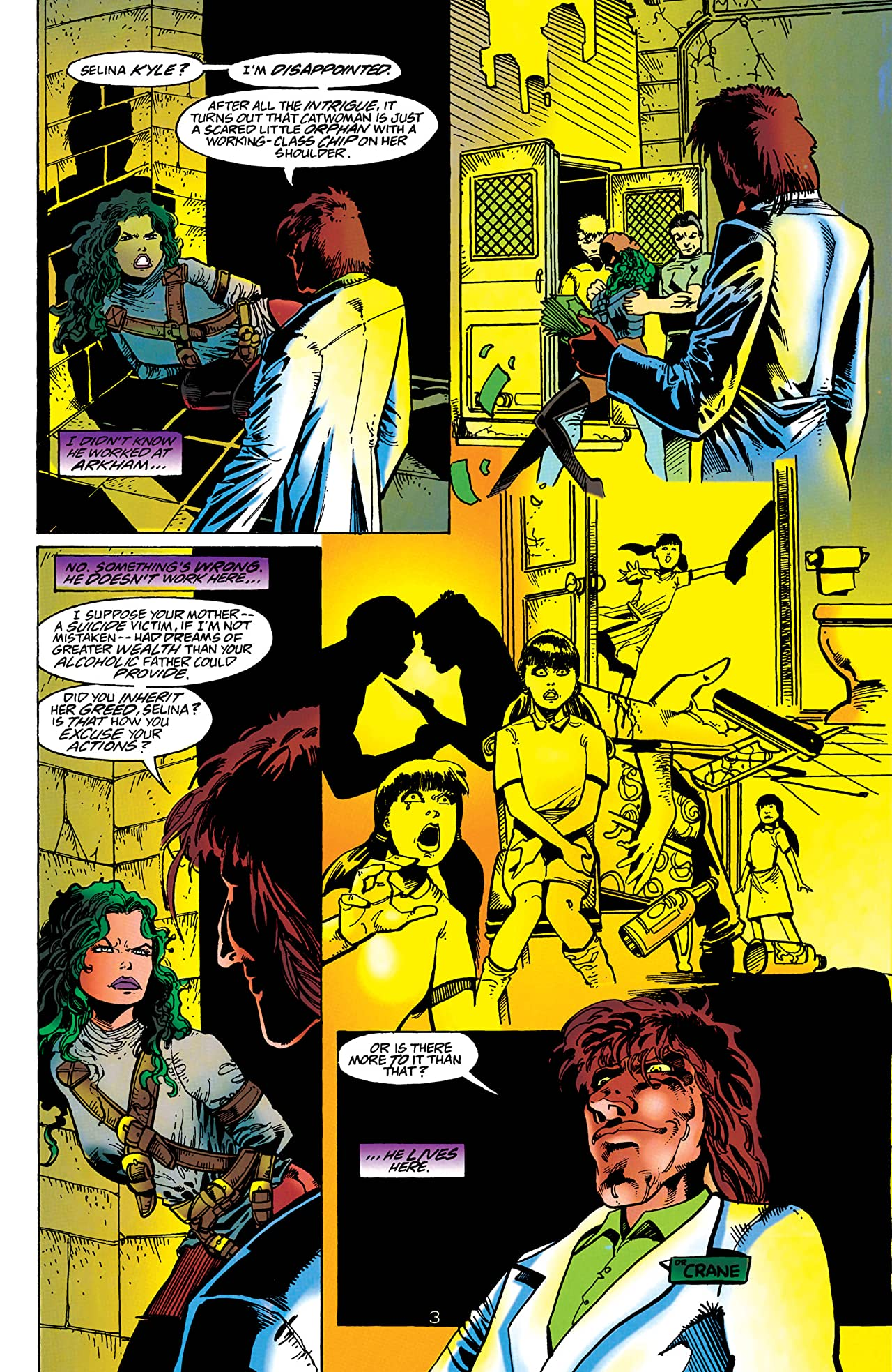 Catwoman (1993-2001) #60