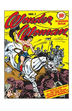 Wonder Woman (1942-1986) No.1