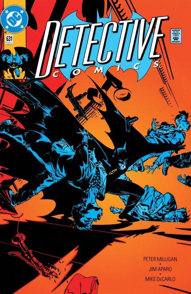 Detective Comics (1937-2011) #631