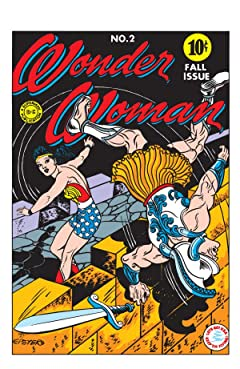 Wonder Woman (1942-1986) No.2