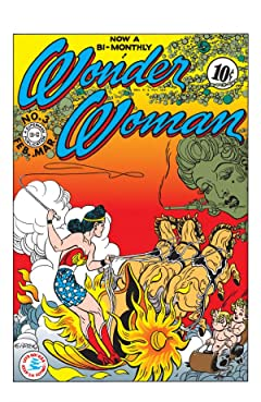 Wonder Woman (1942-1986) No.3