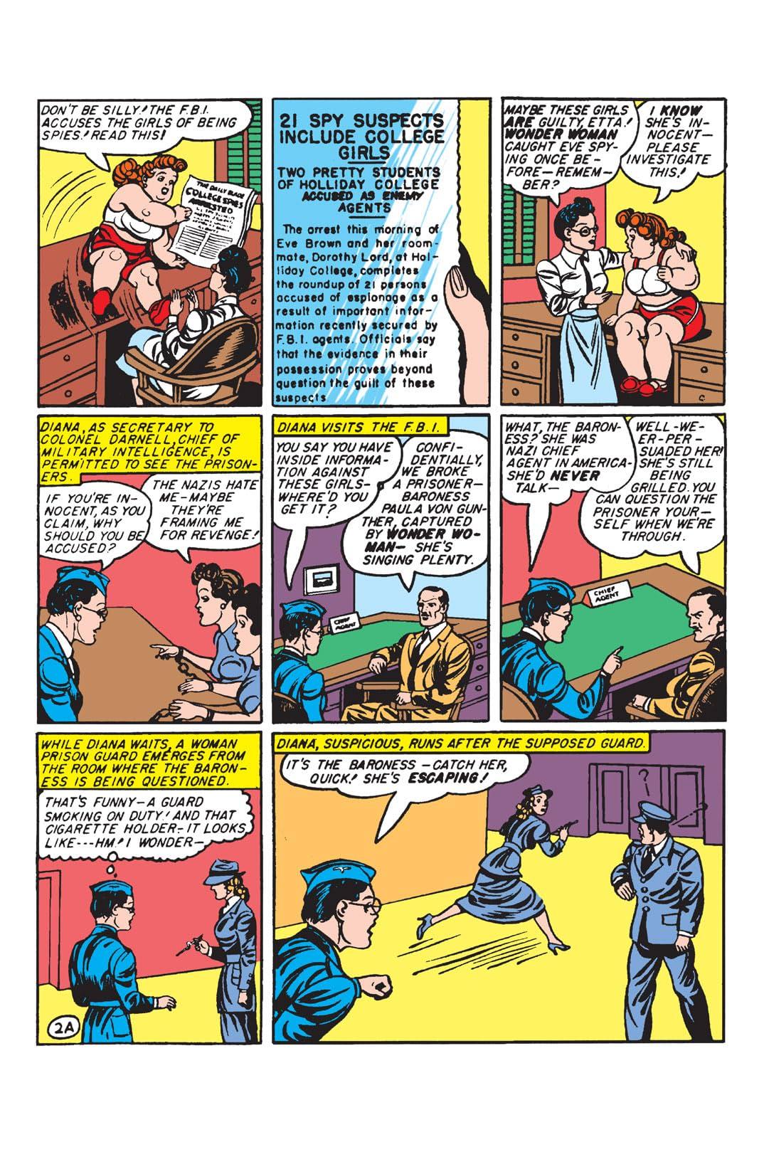 Wonder Woman (1942-1986) #3