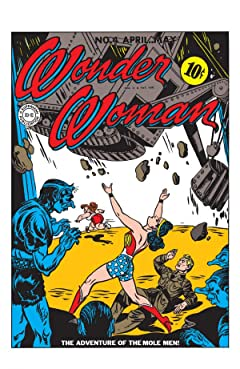 Wonder Woman (1942-1986) No.4