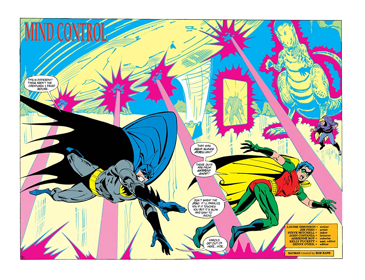 Detective Comics (1937-2011) #636