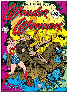 Wonder Woman (1942-1986) No.5