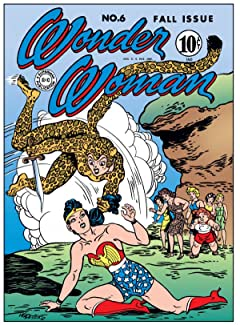 Wonder Woman (1942-1986) No.6