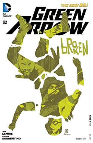 Green Arrow (2011-) #32