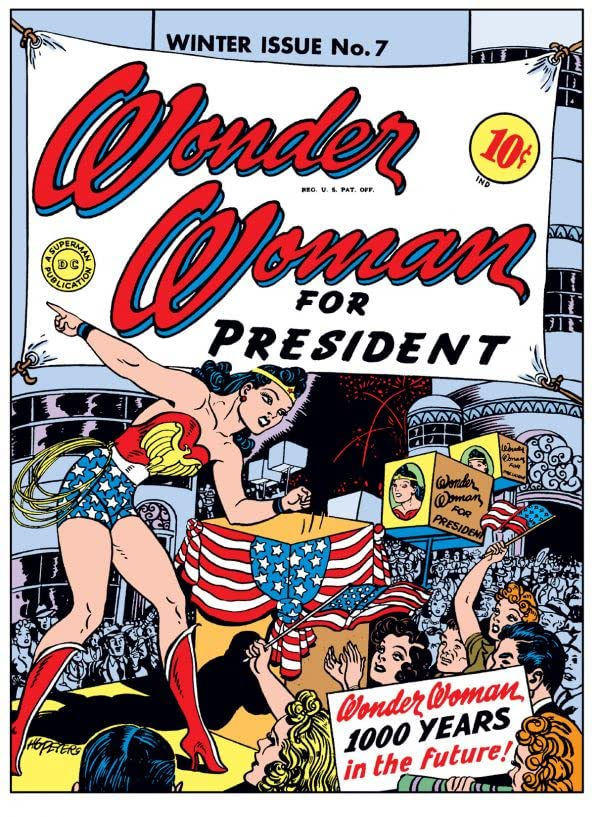 Wonder Woman (1942-1986) #7