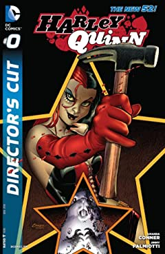 Harley Quinn (2013-2016): Director's Cut #0