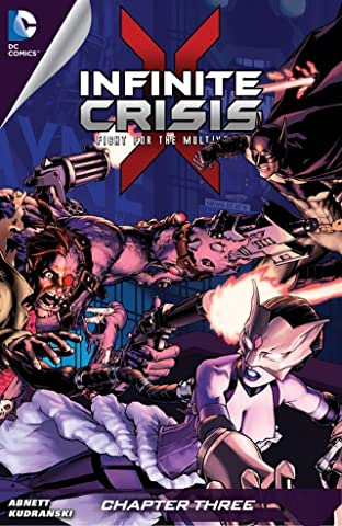 Infinite Crisis: Fight for the Multiverse (2014-2015) No.3