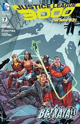 Justice League 3000 (2013-2015) #7