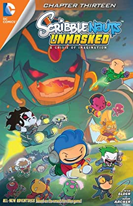 Scribblenauts Unmasked: A Crisis of Imagination #13