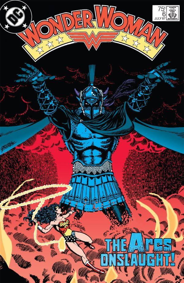 Wonder Woman (1987-2006) #6