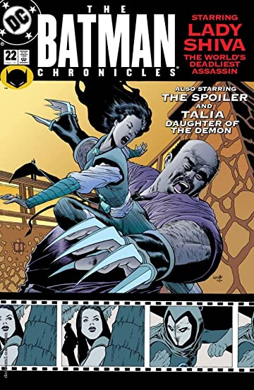 The Batman Chronicles (1995-2001) #22