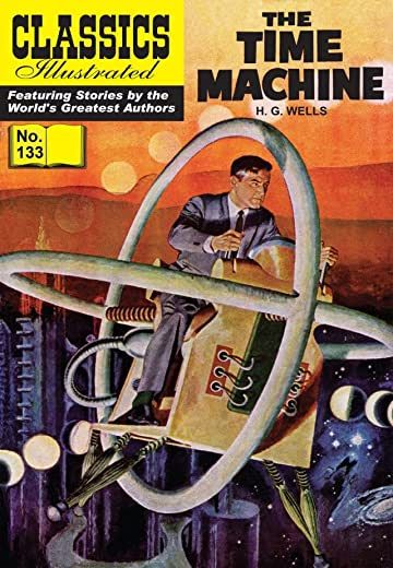 Classics Illustrated #133: The Time Machine