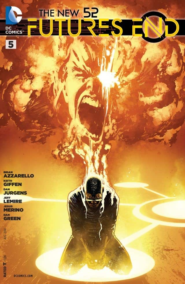 The New 52: Futures End #5