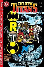 The New Titans (1984-1996) #60