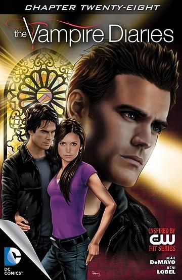 The Vampire Diaries #28