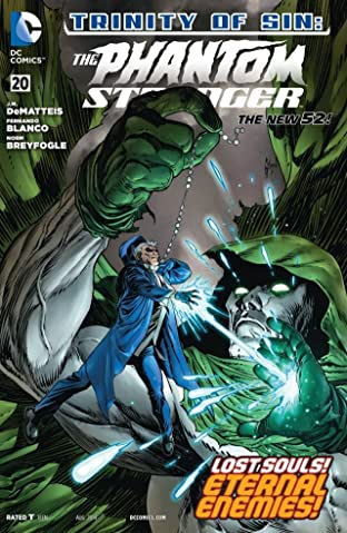 The Phantom Stranger (2012-2014) #20