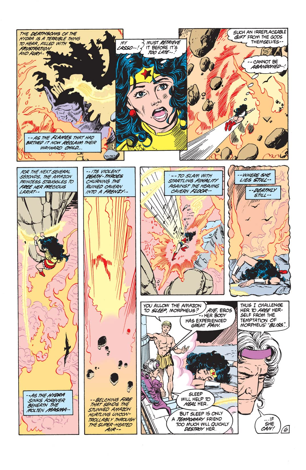 Wonder Woman (1987-2006) #11