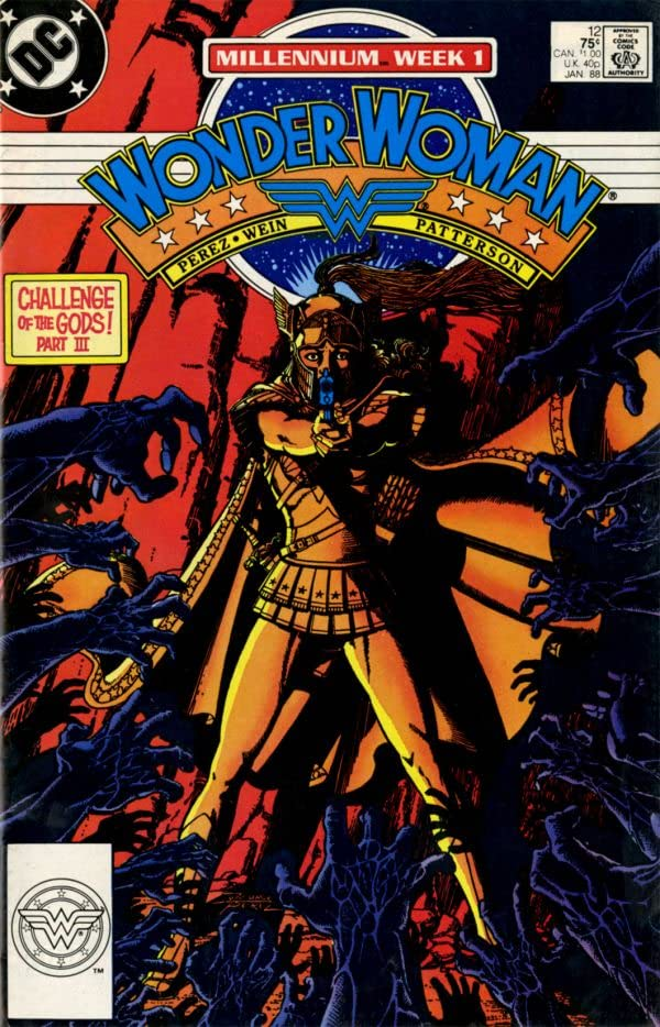 Wonder Woman (1987-2006) #12