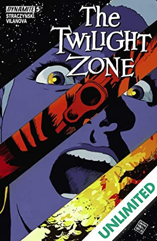 The Twilight Zone #5: Digital Exclusive Edition